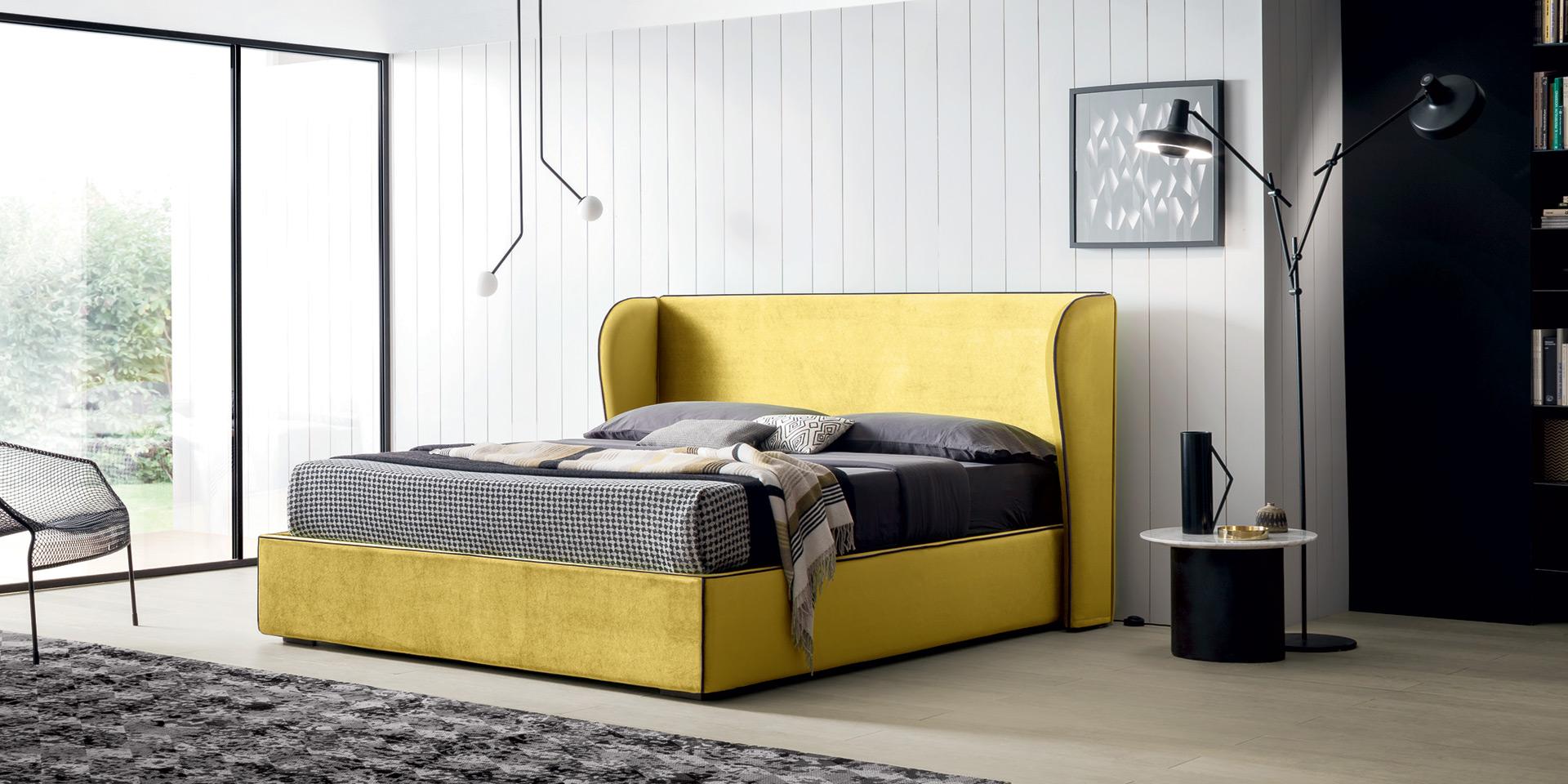 Felis produzione divani divani letto e letti for Letti divani e divani