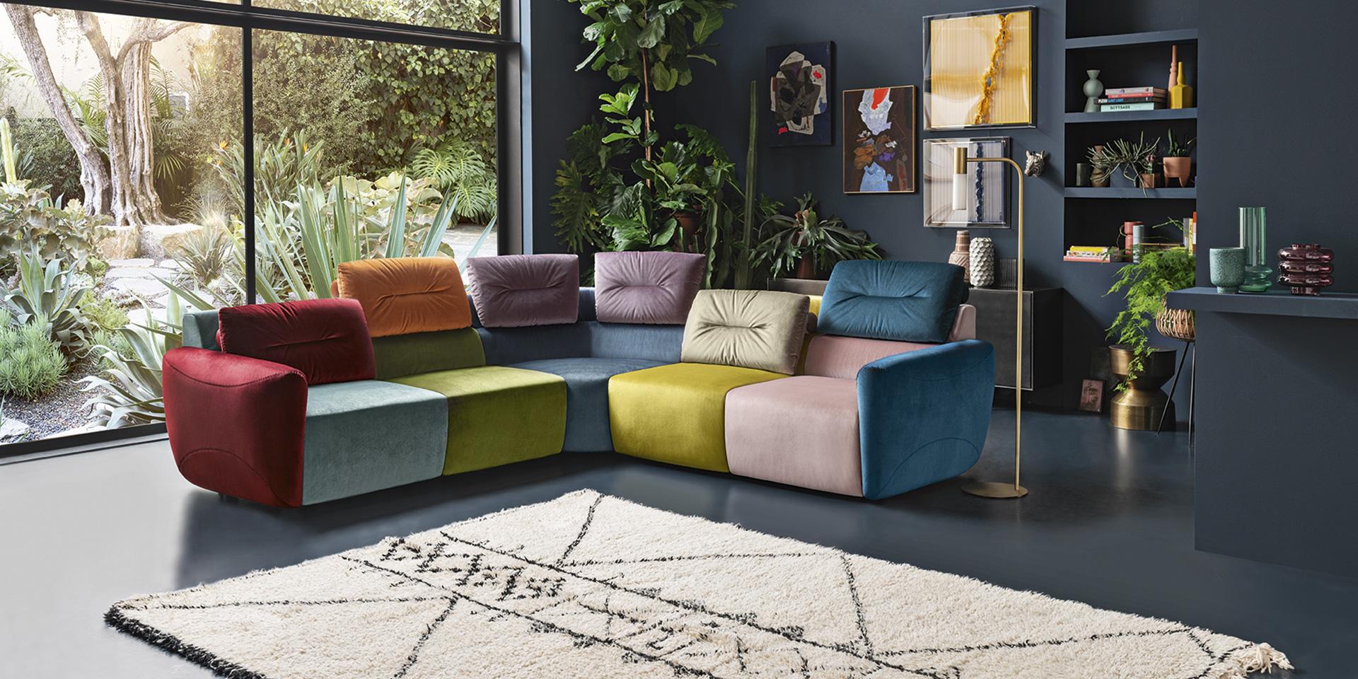 Fabbrica Divani A Brescia felis | produzione divani, divani letto e letti