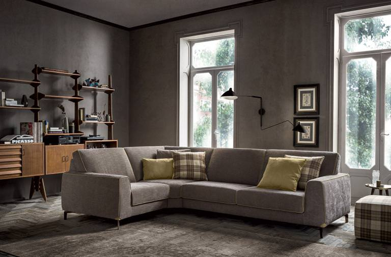 Newman divani moderni e di design felis for Divani biposto