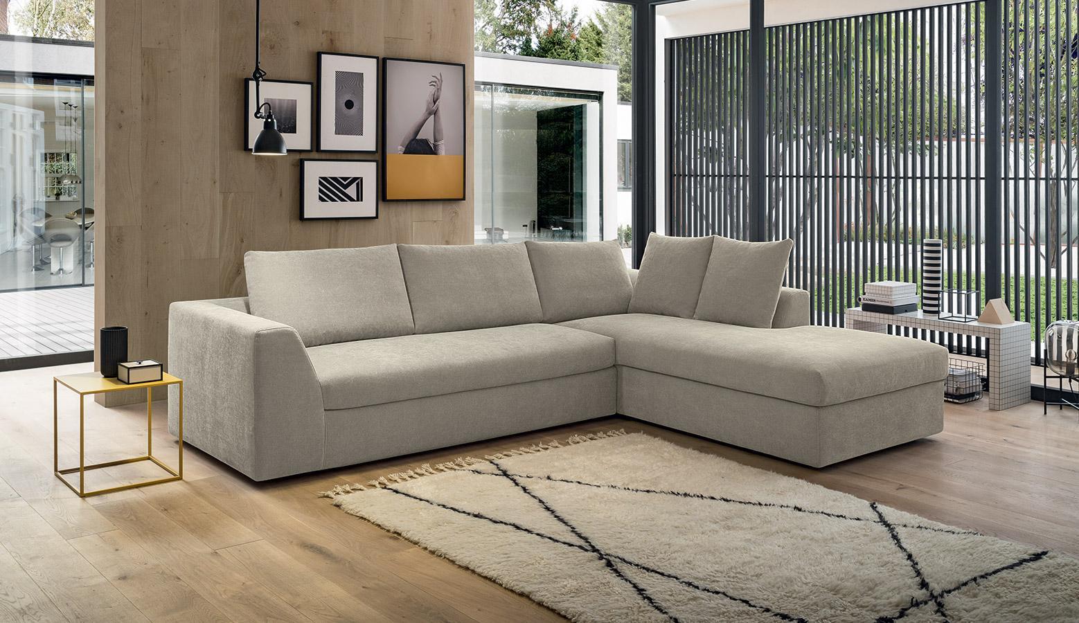Divano letto conveniente bello divani letto moderni divani moderni